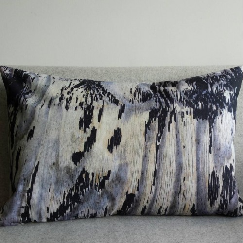 Ikat Hastings cushion - rectangular