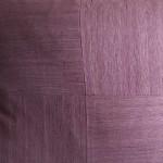 Matka Silk 4 Panel - square - cushion - lavender