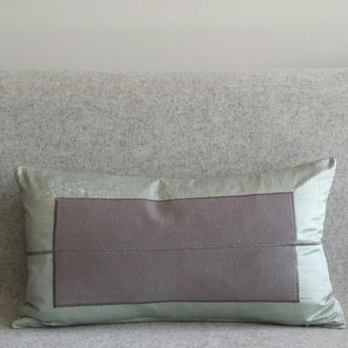 Panel - rectangular - cushion - mint