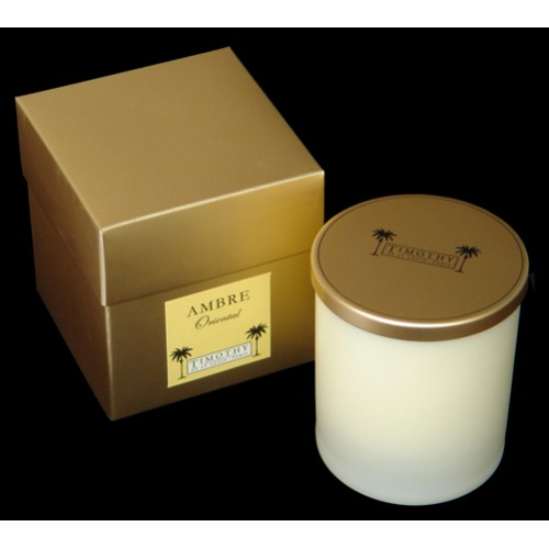 Timothy of St Louis candle - Ambre Oriental